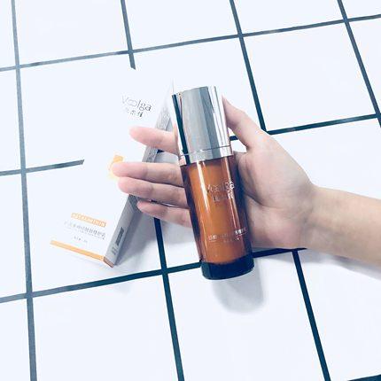 敷尔佳国品之光 虾青素神经酰胺修护 乳均匀肤色润泽保湿修护肌肤第2张
